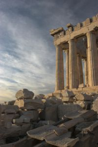 200px-Parthenon from south