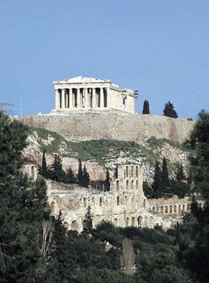 Athens-Sightseeing